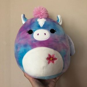 """NWT 8"""" Chance the Derby Horse Squishmallow"""